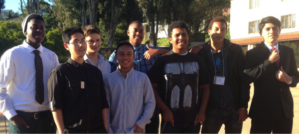 Yale Alumni Service Corps Program to California, 2014