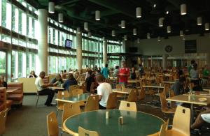 Great cafeteria!