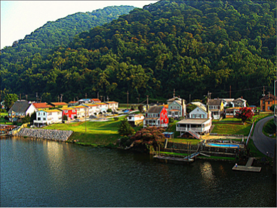 Montgomery on the Kanawha River